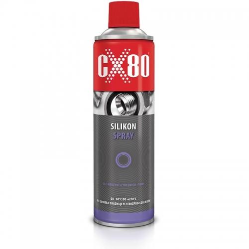 CX Silikon spray 500ml